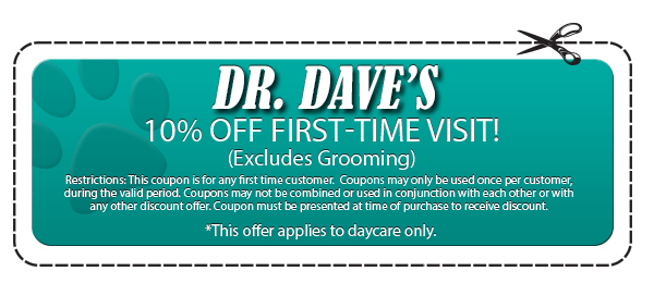 10% off first time visit coupon